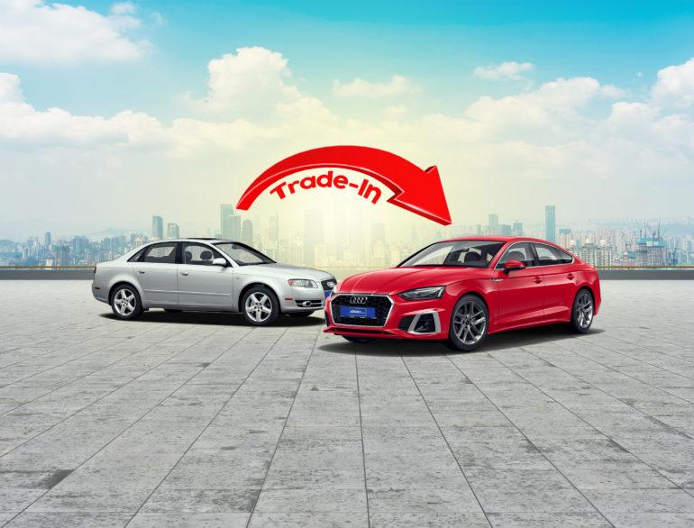 Trade in pentru mașina ta