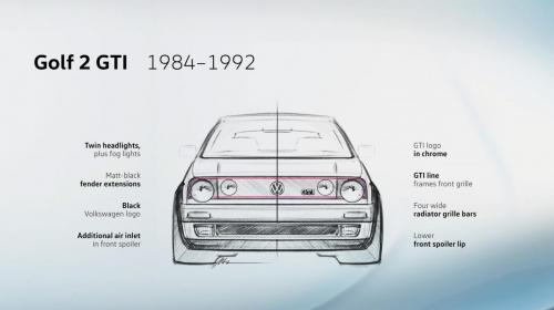 Golf GTI cu noul Vehicle Dynamics Manager 4