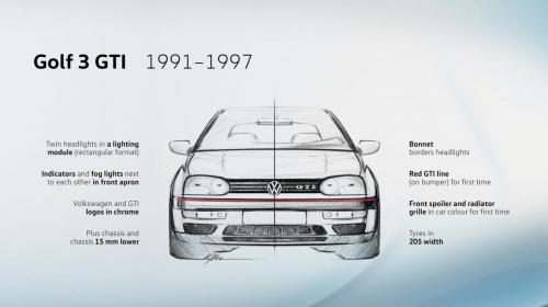 Golf GTI cu noul Vehicle Dynamics Manager 5