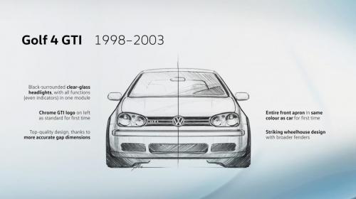 Golf GTI cu noul Vehicle Dynamics Manager 6