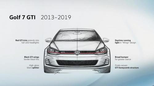 Golf GTI cu noul Vehicle Dynamics Manager 9